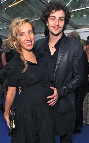 Sam Taylor Wood, Aaron Johnson