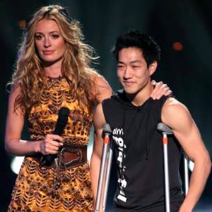 Cat Deeley, Alex Wong, SO YOU THINK YOU CAN DANC