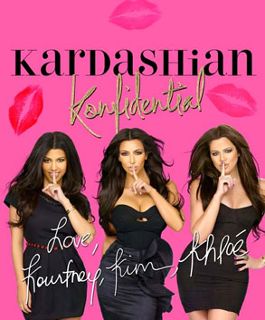 Kardashian Konfidential cover