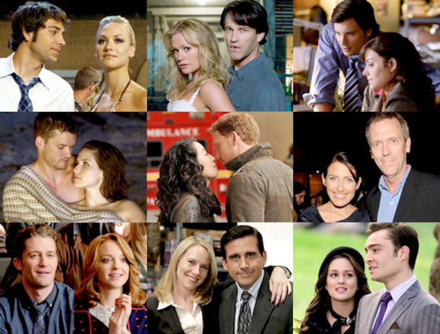 Which TV Couple
