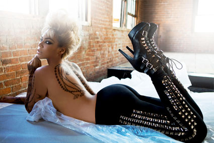 Beyonce Knowles, Dereon Ad