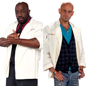 Top Chef, Alex Reznik,Kenny Gilbert