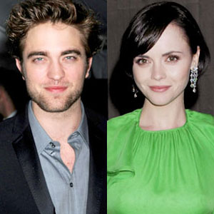 Robert Pattinson, Christina Ricci
