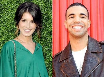 Shenae Grimes, Drake