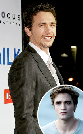 James Franco, Robert Pattinson