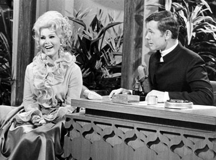 Zsa Zsa Gabor, Johnny Carson, The Tonight Show