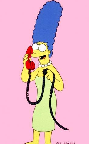 Marge Simpson