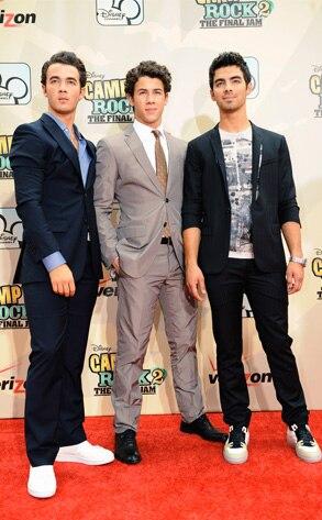 Kevin Jonas, Nick Jonas, Joe Jonas, Jonas Brothers