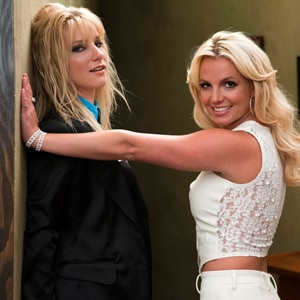 Heather Morris, Britney Spears, Twitter