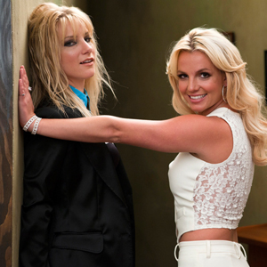 Heather Morris, Britney Spears, Twitter