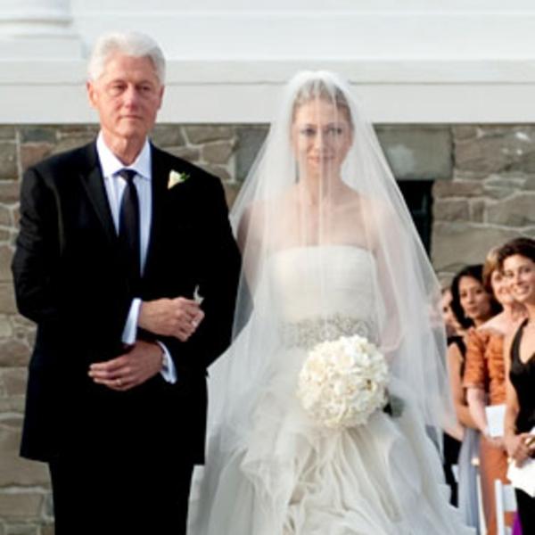 Chelsea Clinton Wedding Photography: Chelsea Clinton From Celeb Wedding Dresses
