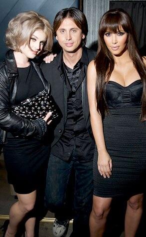 Kelly Osbourne, Kim Kardashian, Jonathan Cheban