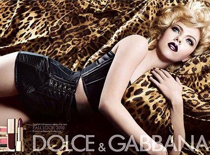 Scarlett Johansson, Dolce & Gabbana