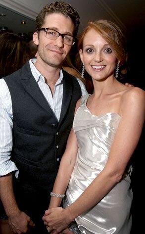 Matthew Morrison, Jayma Mays