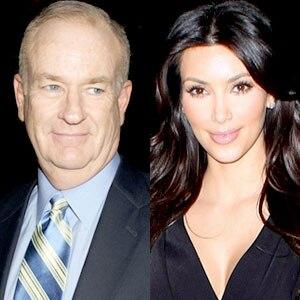 Bill O'Reilly, Kim Kardashian