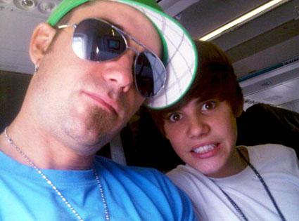 Justin Bieber, Twitter