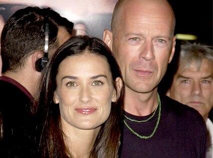 Demi Moore, Bruce Willis