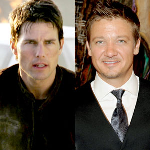 Tom Cruise, Jeremy Renner
