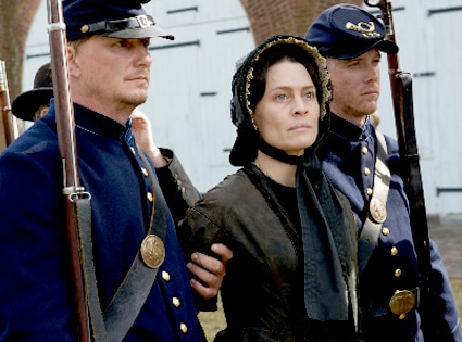Robin Wright, The Conspirator