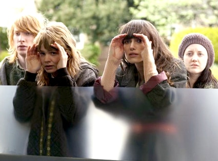 Carey Mulligan, Keira Knightley, Never Let Me Go