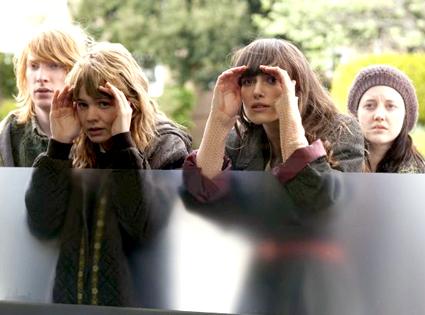 Carey Mulligan, Keira Knightley, Never Let Me Go