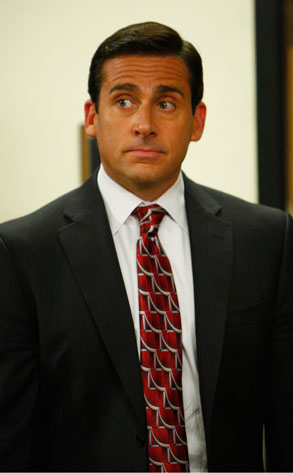 THE OFFICE, Steve Carell