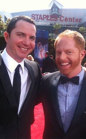 Emmy Twitter Pics