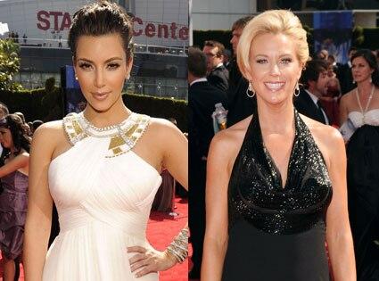Kim Kardashian, Kate Gosselin