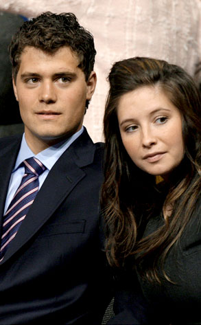 Levi Johnston, Bristol Palin