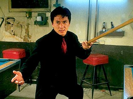Jackie Chan, Rush Hour