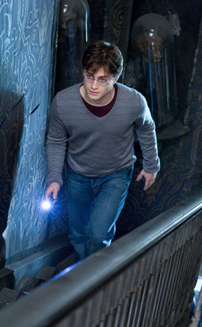 DANIEL RADCLIFFE, HARRY POTTER AND THE DEATHLY HALLOWS
