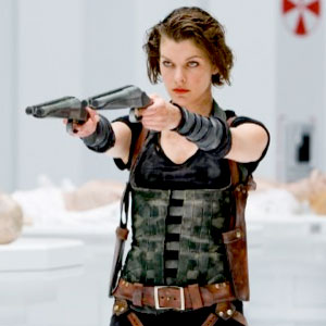 Resident Evil: Afterlife, Milla Jovovich