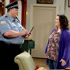 Billy Gardell, Melissa McCarthy, Mike and Molly