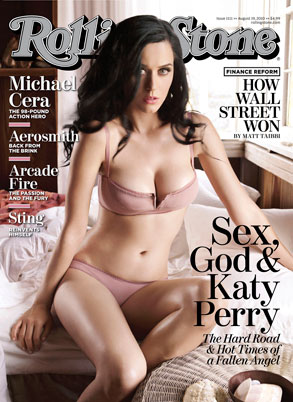 Katy Perry, Rolling Stone Cover