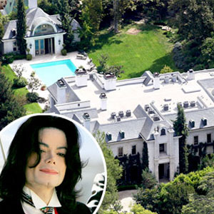 Michael jackson death house for sale at a discount e news for Michael jackson house for sale