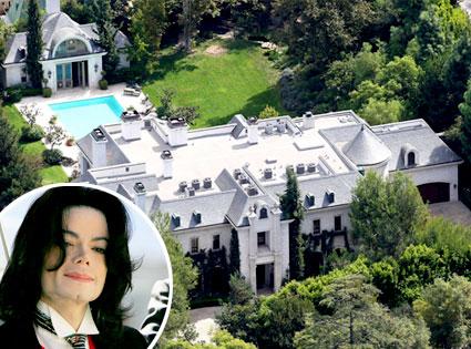 Michael Jackson, Estate