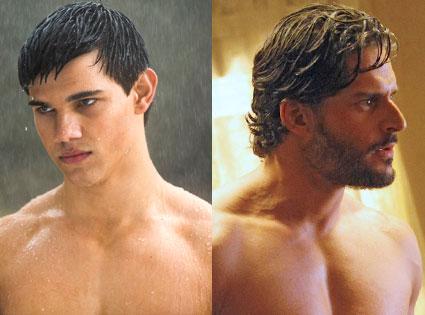Taylor Lautner, Joe Manganiello