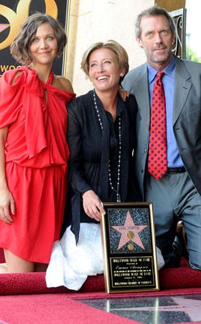 Emma Thompson, Hugh Laurie, Maggie Gyllenhaal