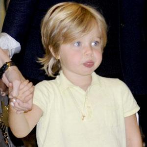 Shiloh Jolie- Pitt