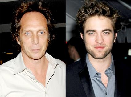 William Fichtner, Robert Pattinson