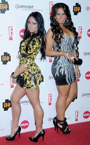 Olivia Sharper, Tracy DiMarco, CEG TCA Party