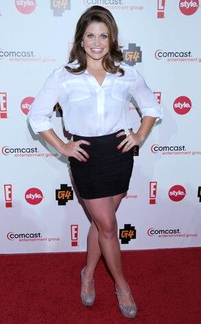 Danielle Fishel, CEG TCA Party