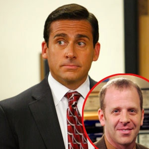 Steve Carell, Paul Lieberstein, The Office