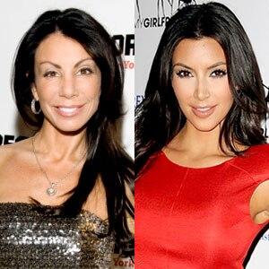 Danielle Staub, Kim Kardashian