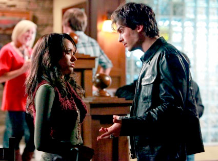 The Vampire Diaries, Katerina Graham, Ian Somerhalder