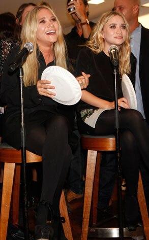 Mary Kate Olsen, Ashley Olsen