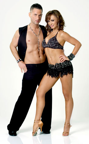 DWTS, Mike 'The Situation' Sorrentino, Karina Smirnoff
