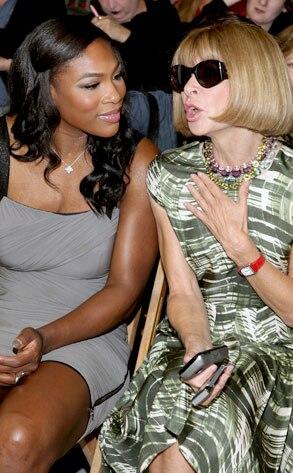 Serena Williams, Anna Wintour