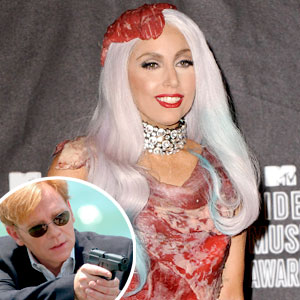 Lady Gaga, David Caruso