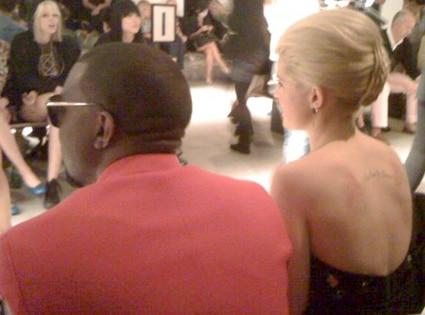 Kanye West, Kelly Osbourne